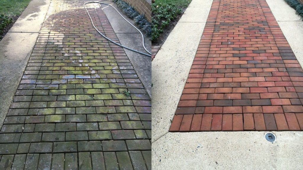 Pressure Washing Services in Surrey